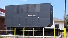 Generac industrial generator